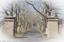 fonthill entrance