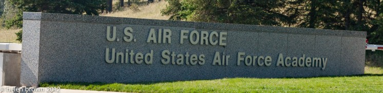 Air Force Academy- 2012-0283