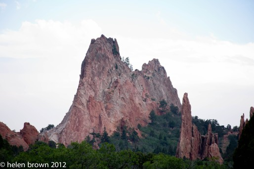 Garden of the Gods- June 2012-0311