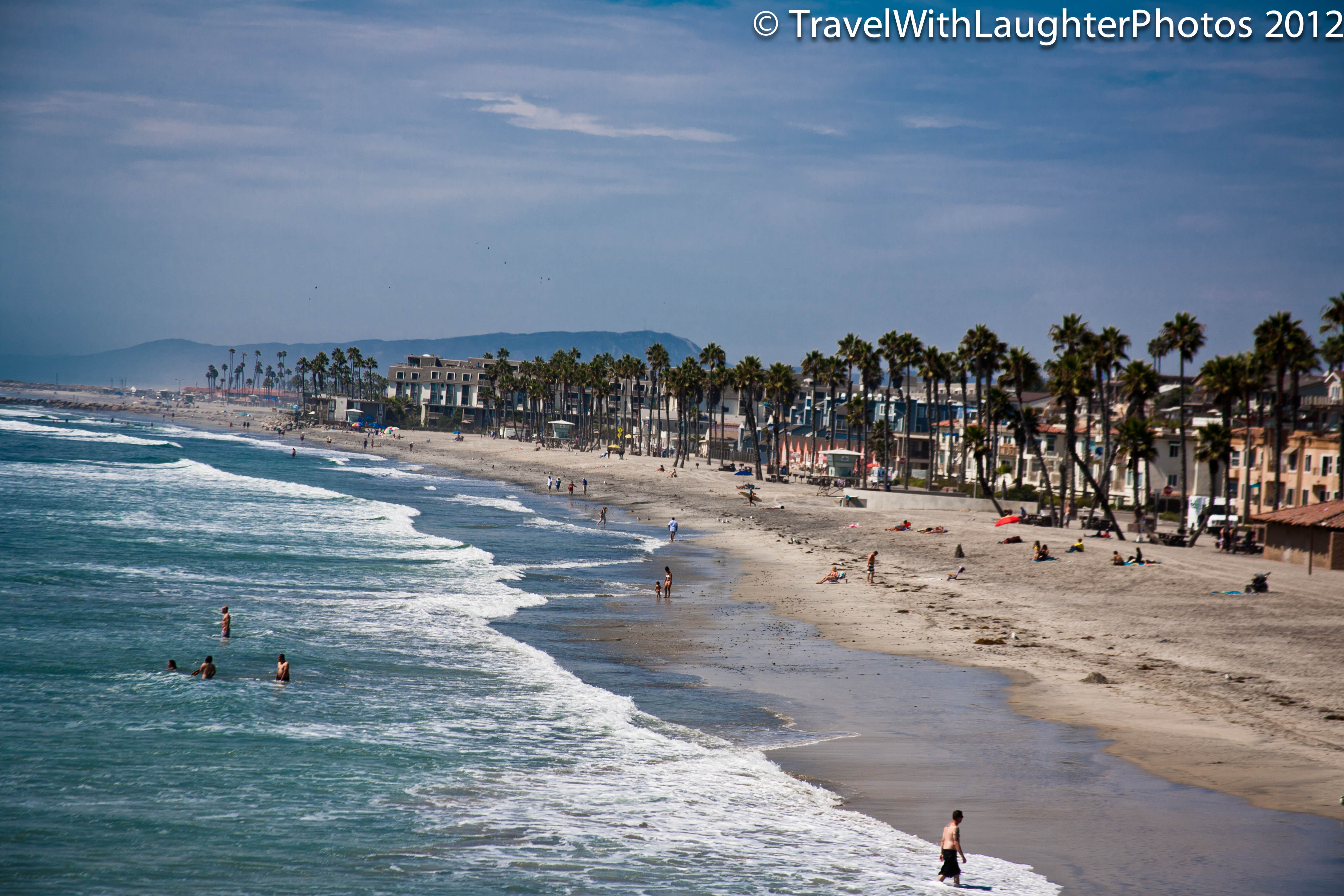Oceanside, CA Pier – Travel With Laughter