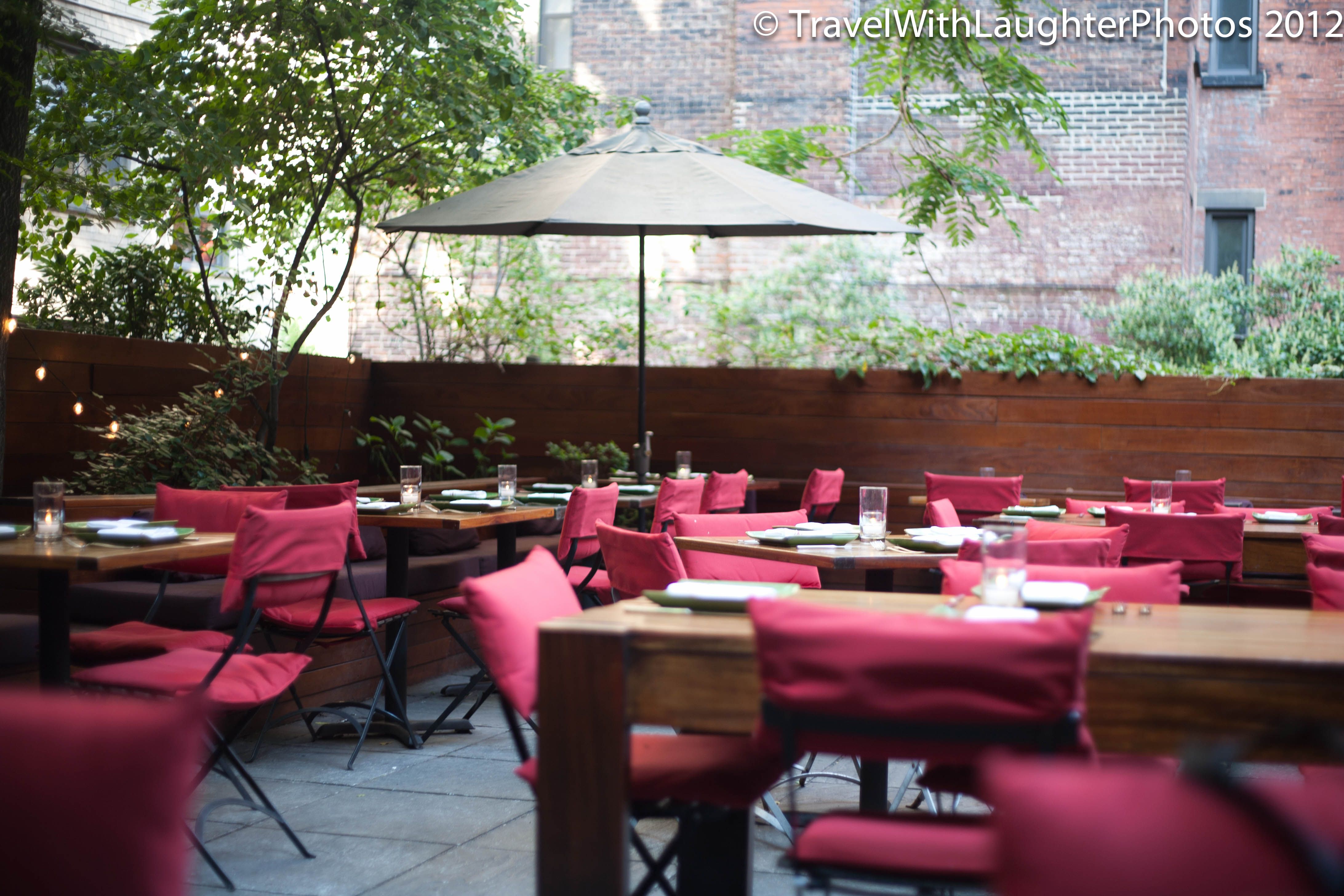 Pure Food And Wine New York NY Travel With Laughter