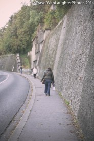 Walk to Basilica of Notre-Dame de Fourvière-0449