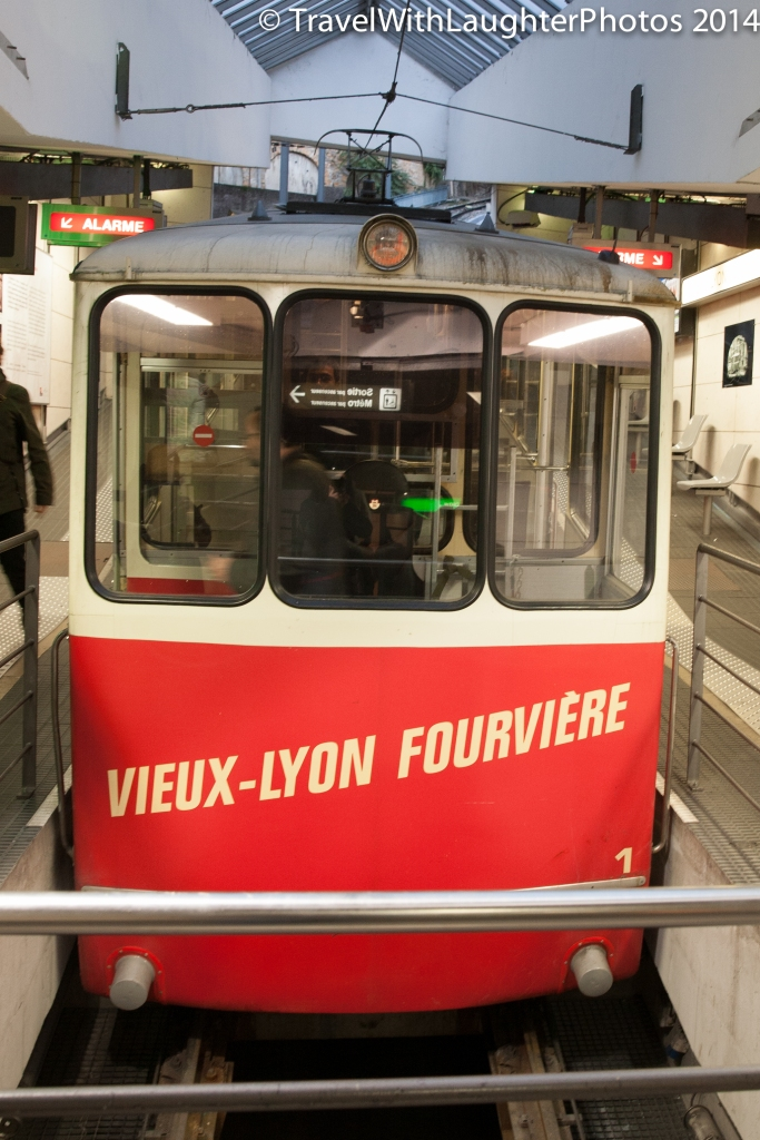Metro stop name to look for  the trip to Basilica of Notre-Dame de Fourvière