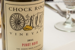 Chock Rock is one of my favorite wineries!