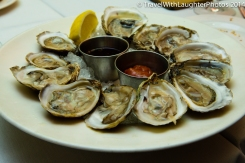 Delish oysters!