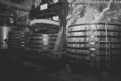 Cool old wine press!