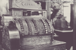 LOVE the old register!