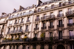 Paris buildings are amazing.