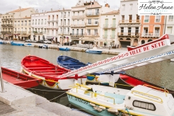 The jousting boats of Sète!