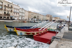 Would have been great to see the jousting boats of Sète!