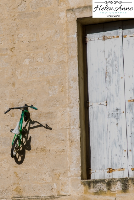 Still no clue why there are bikes coming out the buildings in Montpellier!
