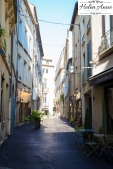 Great streets of Montpellier