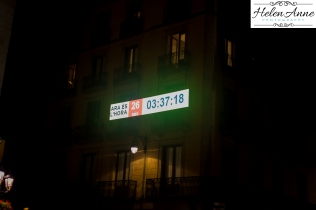 The countdown till the vote for Catalonia to succeed from Spain.