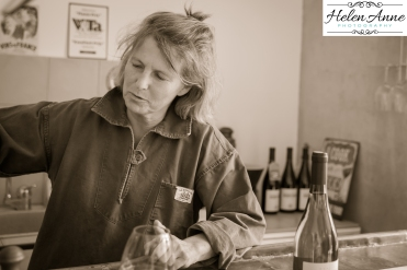 Great wine tasting from the winemaker.