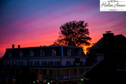 Doylestown sunset July 2016-9080-1
