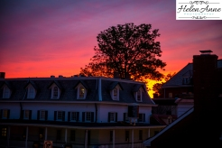 Doylestown sunset July 2016-9081-2