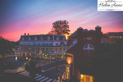 Doylestown sunset July 2016-9082-3