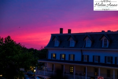Doylestown sunset July 2016-9086-5