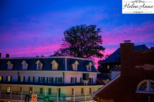 Doylestown sunset July 2016-9089-6