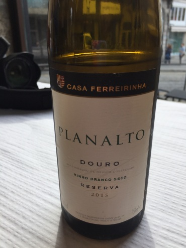 Our favorite white we found in Portugal!