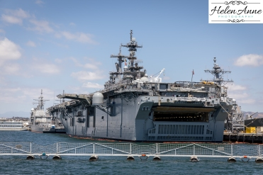 USS Essex (LHD-2) is a United States Navy Wasp-class amphibious assault ship
